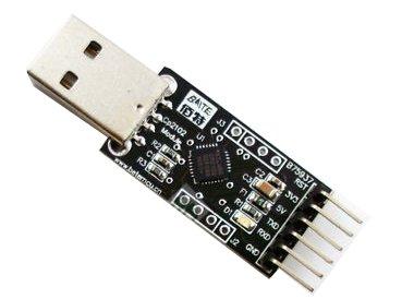 Převodník USB na UART TTL - CP2102