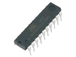 ATTINY2313-20PU se SW USB SWITCH