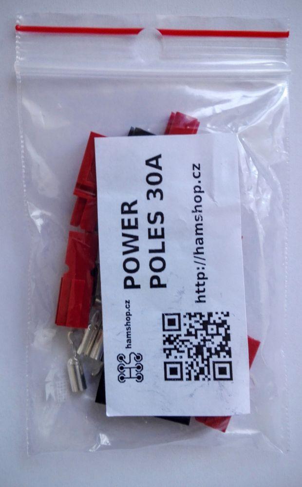 Power Pole 30A 5 párů