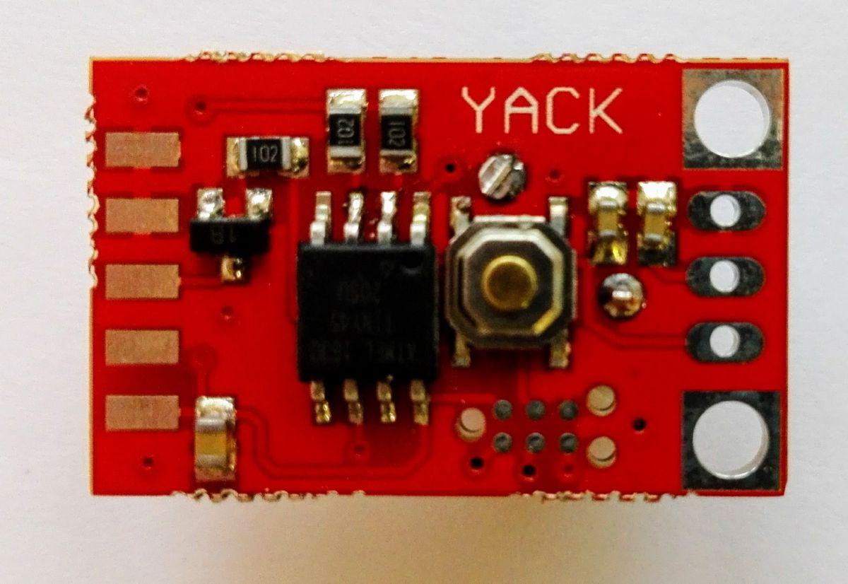 YACK - paměťový klíč