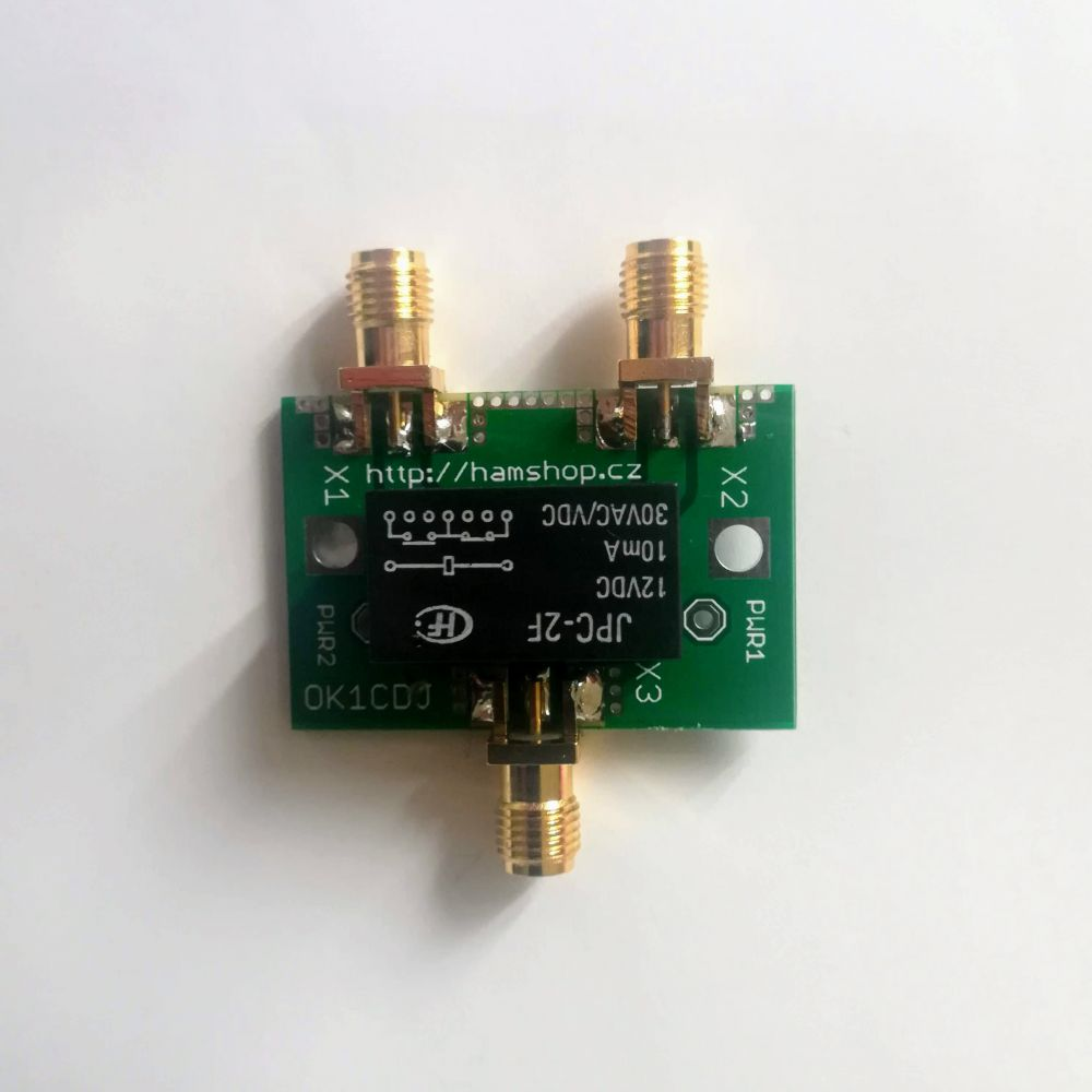 MW relay 1.5GHz with SMA