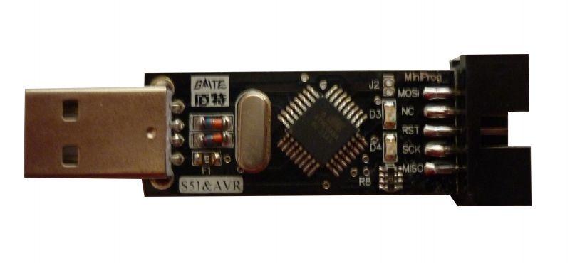 AVR programmer - USBasp