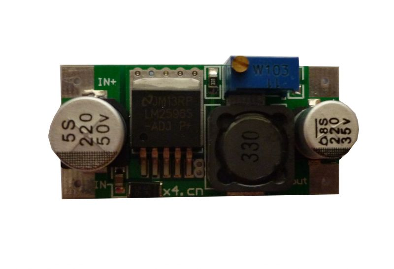 Spínaný regulátor s LM2596