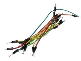 Propojovací kablíky pro nepájívé kontaktní pole