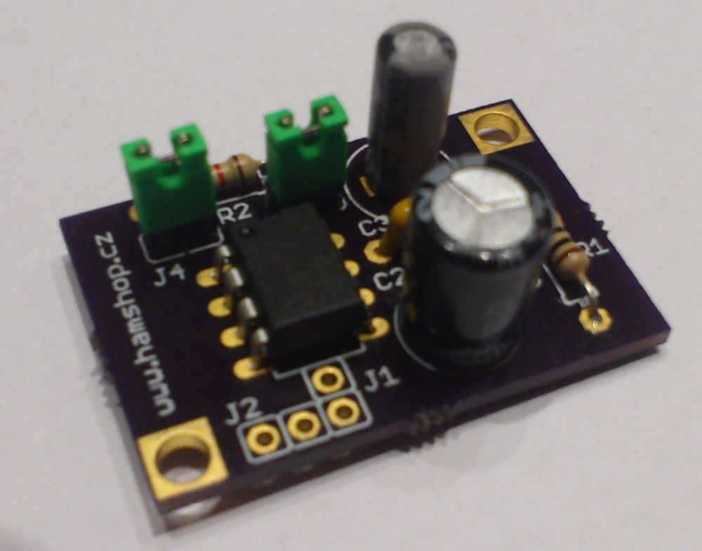 Simple universal amp with LM386 KIT