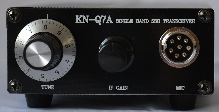 KN-Q7A SSB Transceiver KIT - 40m EU version