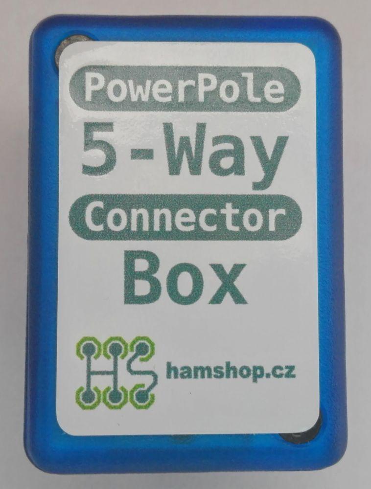 PowerPole DC Connector Box 30 A
