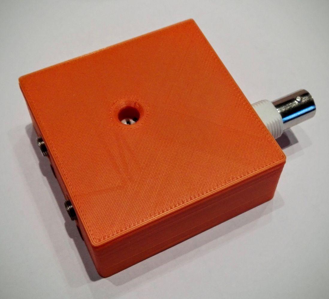 Krabička pro QRP TRX Pixie