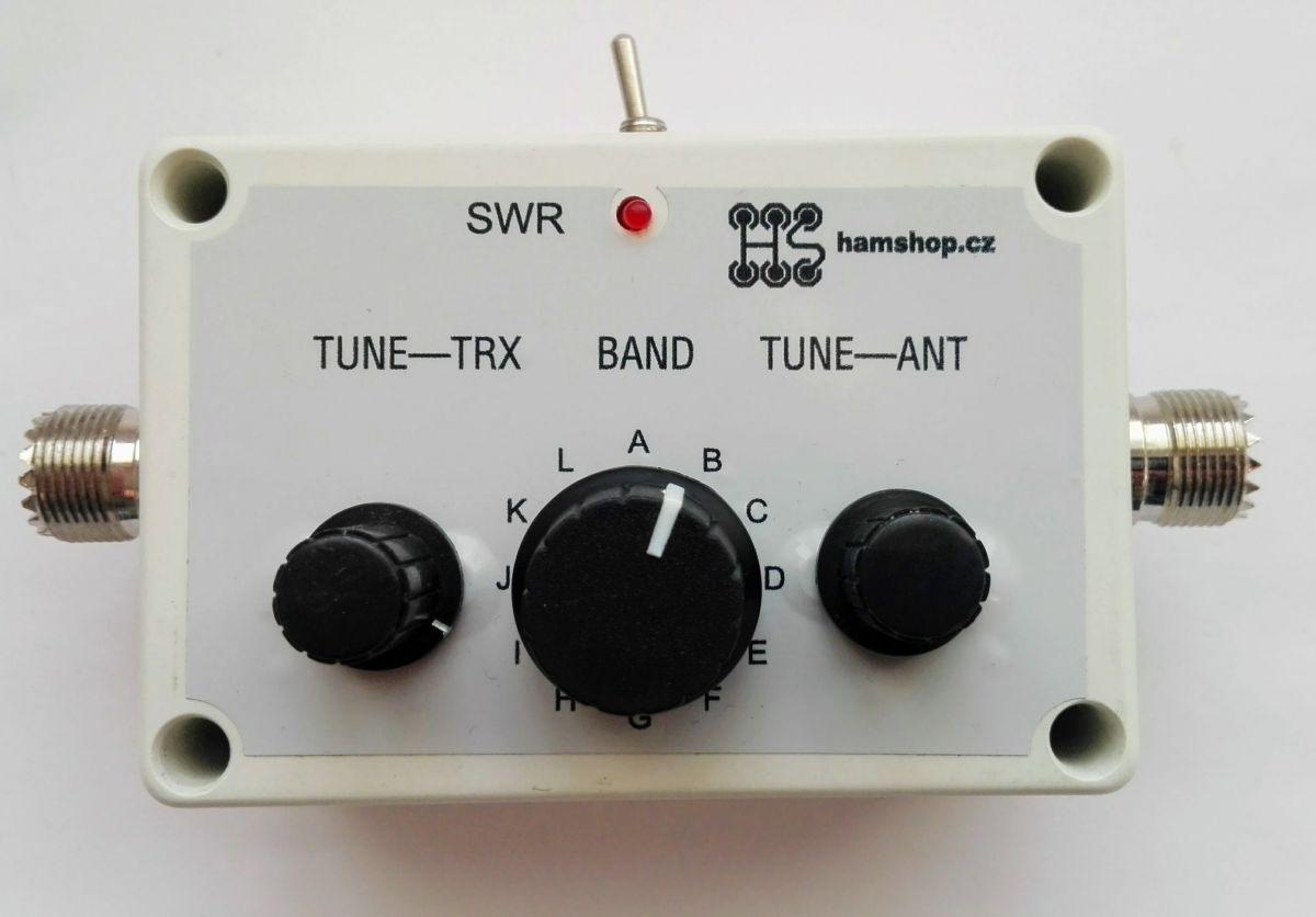 QRP Antenna Tuner