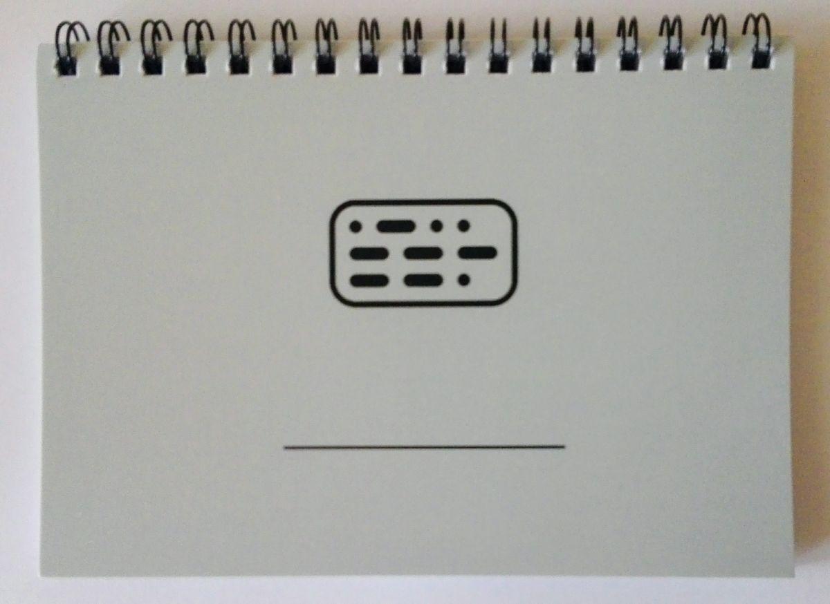 Portable SOTA GMA deník