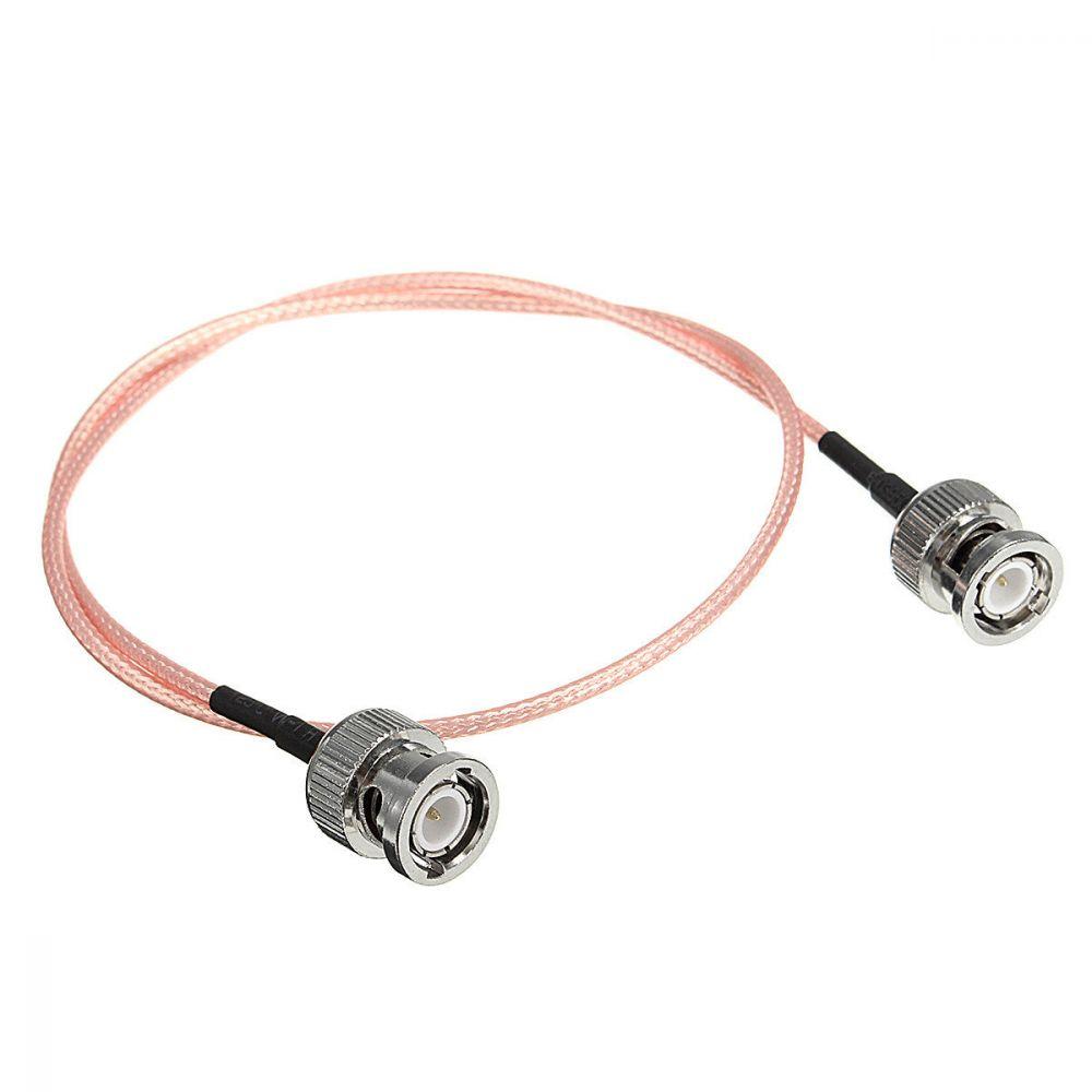 Cable BNC (M) BNC (M) RG316 1m