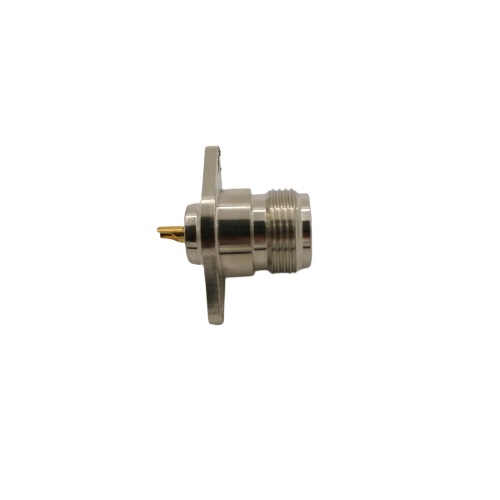 N Connector (F) diamond shape flange