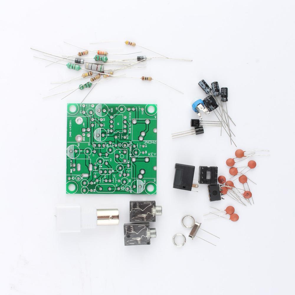 QRP Transceiver PIXIE 7.23 MHz stavebnice
