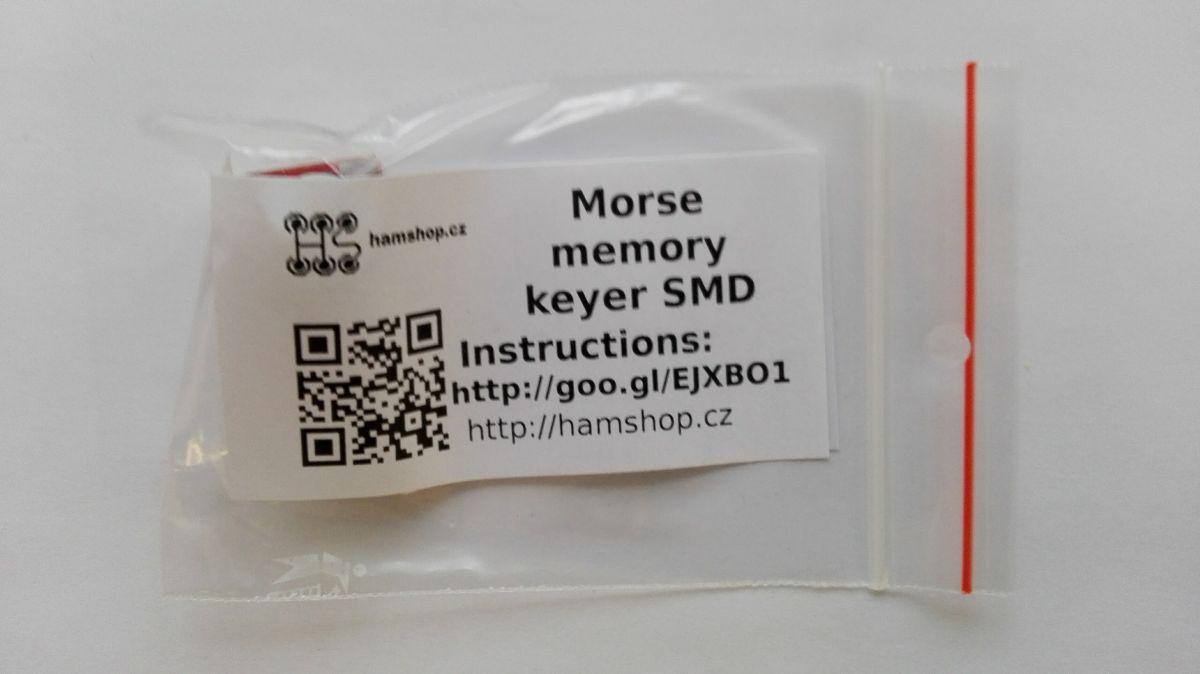 YACK - paměťový klíč modul SMD