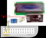I2C expander pro display 2x16